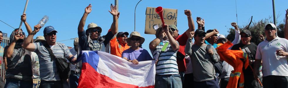3 Desafíos para un movimiento de trabajadores de masas